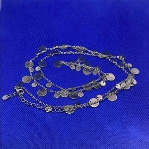 Lia Sophia Mirror Necklace #275